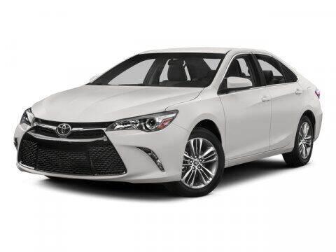 2015 Toyota Camry for sale at Nu-Way Auto Ocean Springs in Ocean Springs MS