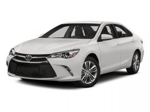 2015 Toyota Camry for sale at Suburban Chevrolet in Claremore OK