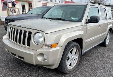 2010 Jeep Patriot for sale at Mayer Motors of Pennsburg in Pennsburg PA