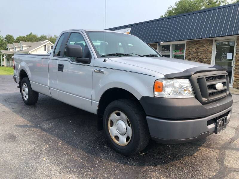2007 Ford F-150 for sale at Approved Motors in Dillonvale OH