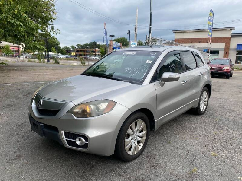 2010 Acura RDX for sale at Polonia Auto Sales and Service in Hyde Park MA