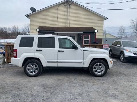 2009 Jeep Liberty for sale at PENWAY AUTOMOTIVE in Chambersburg PA