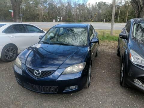 2009 Mazda MAZDA3 for sale at Ebert Auto Sales in Valdosta GA