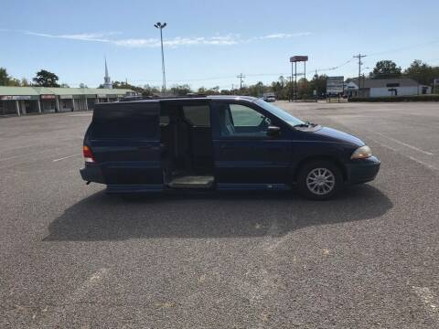 2000 Ford Windstar for sale at BT Mobility LLC in Wrightstown NJ