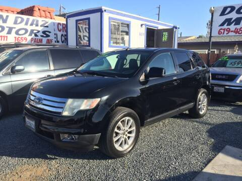 2007 Ford Edge for sale at DON DIAZ MOTORS in San Diego CA