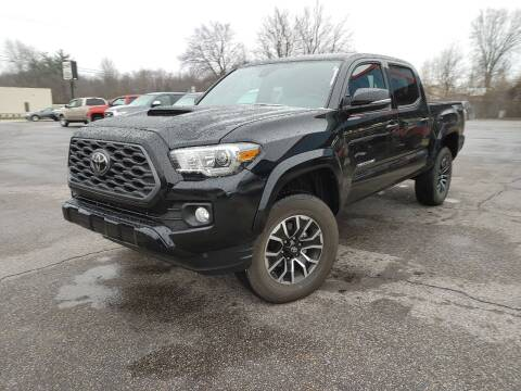 2020 Toyota Tacoma for sale at Cruisin' Auto Sales in Madison IN
