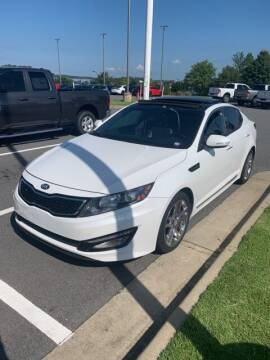2013 Kia Optima for sale at The Car Guy powered by Landers CDJR in Little Rock AR