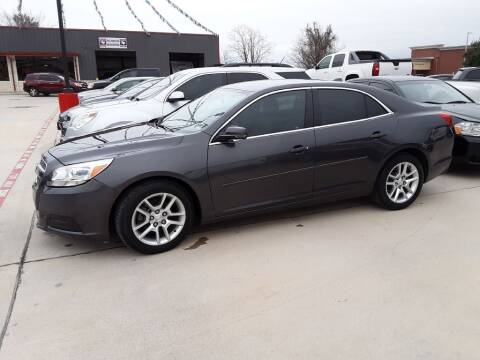 2013 Chevrolet Malibu for sale at SELECT A CAR LLC in Houston TX