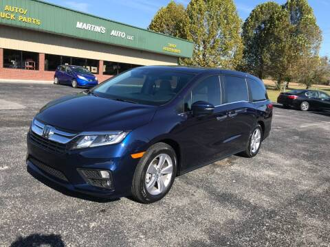 2019 Honda Odyssey for sale at Martin's Auto in London KY