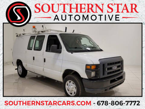 2012 Ford E-Series Cargo for sale at Southern Star Automotive, Inc. in Duluth GA