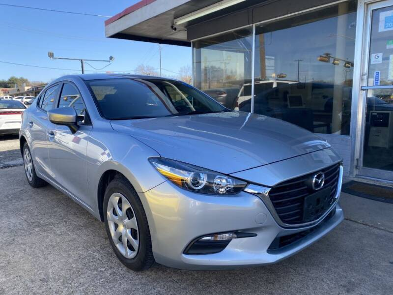 2018 Mazda MAZDA3 for sale at Pary's Auto Sales in Garland TX