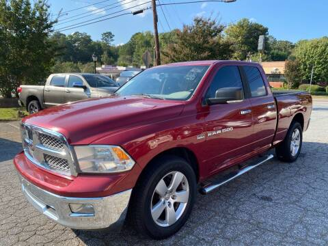 2011 RAM Ram Pickup 1500 for sale at Car Online in Roswell GA