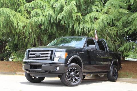 2012 Ford F-150 for sale at Quality Auto in Manassas VA