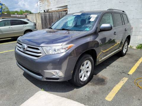 2013 Toyota Highlander for sale at Car Yes Auto Sales in Baltimore MD