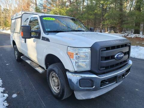 2012 Ford F-250 Super Duty for sale at Showcase Auto & Truck in Swansea MA