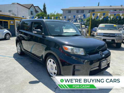 2012 Scion xB for sale at FJ Auto Sales North Hollywood in North Hollywood CA