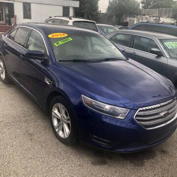 2014 Ford Taurus for sale at Z & A Auto Sales in Philadelphia PA