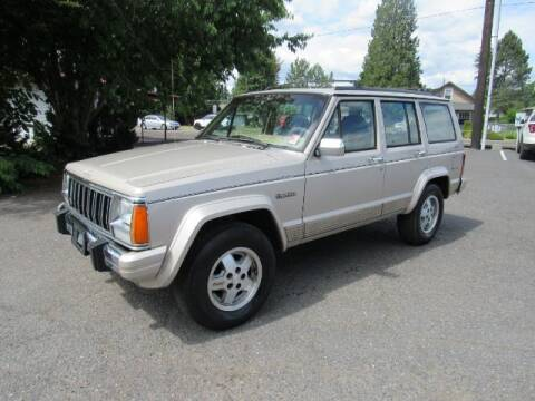 1995 Jeep Cherokee for sale at Triple C Auto Brokers in Washougal WA