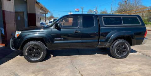 2007 Toyota Tacoma for sale at Bobby Lafleur Auto Sales in Lake Charles LA