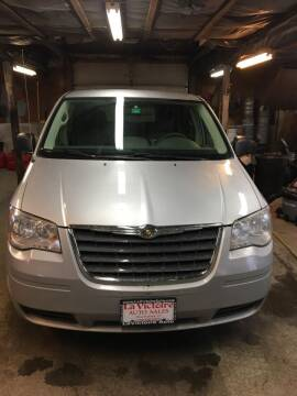 2008 Chrysler Town and Country for sale at Lavictoire Auto Sales in West Rutland VT