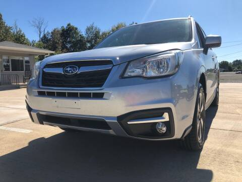 2018 Subaru Forester for sale at A&C Auto Sales in Moody AL