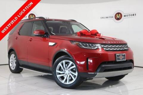 2017 Land Rover Discovery for sale at INDY'S UNLIMITED MOTORS - UNLIMITED MOTORS in Westfield IN