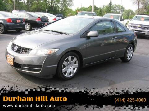 2009 Honda Civic for sale at Durham Hill Auto in Muskego WI