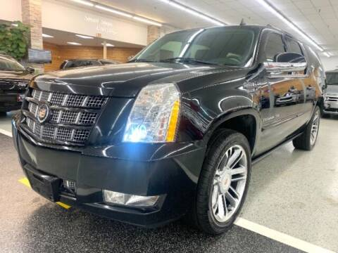 2013 Cadillac Escalade ESV for sale at Dixie Imports in Fairfield OH