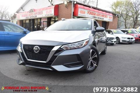 2021 Nissan Sentra for sale at www.onlycarsnj.net in Irvington NJ