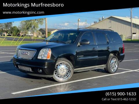 2013 GMC Yukon for sale at Motorkings Murfreesboro in Murfreesboro TN