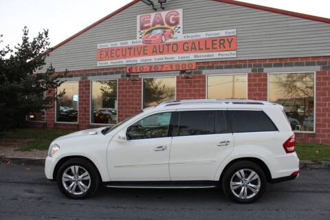2012 Mercedes-Benz GL-Class for sale at EXECUTIVE AUTO GALLERY INC in Walnutport PA