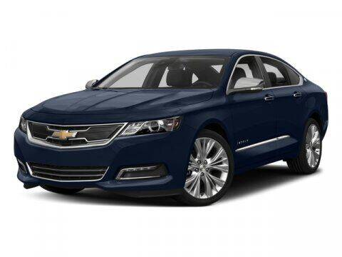 2018 Chevrolet Impala for sale at DON'S CHEVY, BUICK-GMC & CADILLAC in Wauseon OH