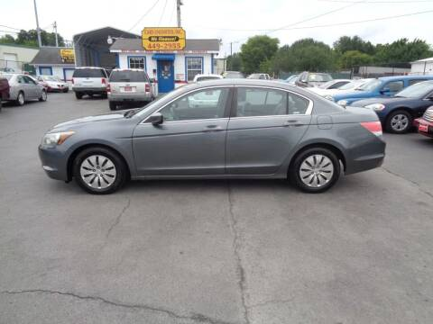 2008 Honda Accord for sale at Cars Unlimited Inc in Lebanon TN