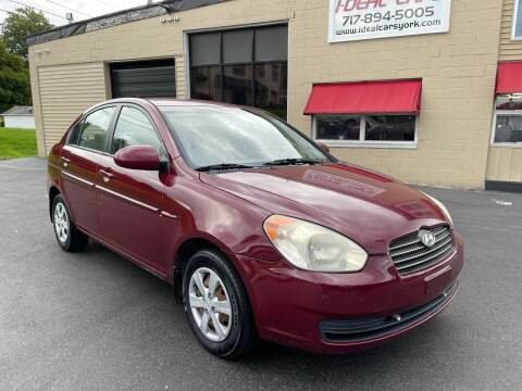 2009 Hyundai Accent for sale at I-Deal Cars LLC in York PA