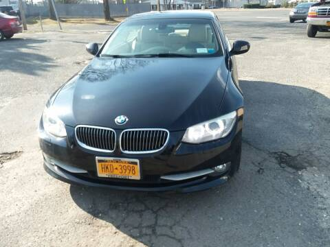 2013 BMW 3 Series for sale at International Auto Sales Inc in Staten Island NY