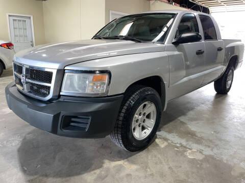 2008 Dodge Dakota for sale at Safe Trip Auto Sales in Dallas TX