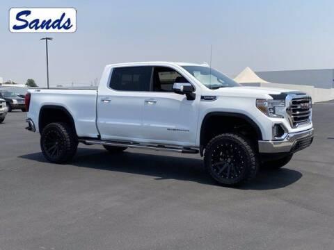2020 GMC Sierra 1500 for sale at Sands Chevrolet in Surprise AZ