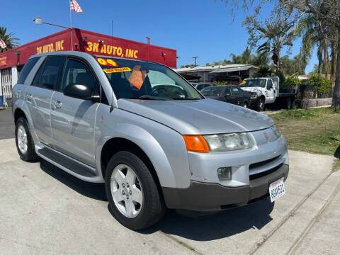 2004 Saturn Vue for sale at 3K Auto in Escondido CA