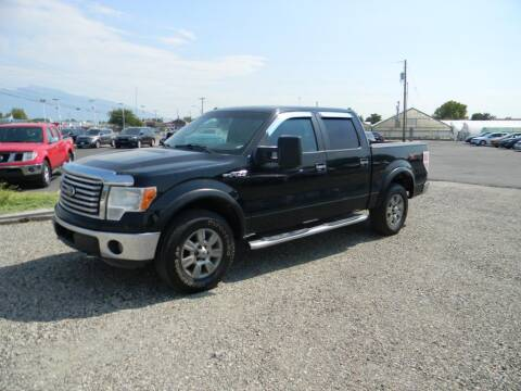 2011 Ford F-150 for sale at INVICTUS MOTOR COMPANY in West Valley City UT