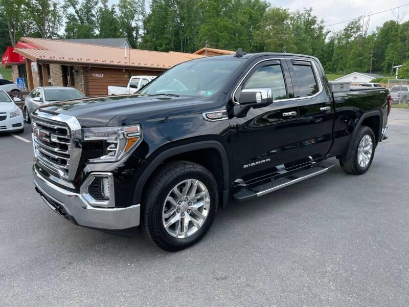 2019 GMC Sierra 1500 for sale at Twin Rocks Auto Sales LLC in Uniontown PA