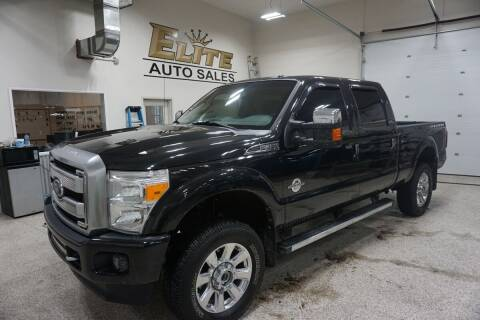 2015 Ford F-350 Super Duty for sale at Elite Auto Sales in Idaho Falls ID