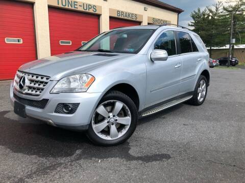 2010 Mercedes-Benz M-Class for sale at Keystone Auto Center LLC in Allentown PA
