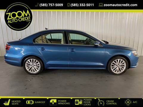 2016 Volkswagen Jetta for sale at ZoomAutoCredit.com in Elba NY