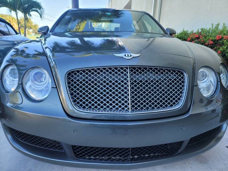 2007 Bentley Continental for sale at Dream Machines USA in Lantana FL