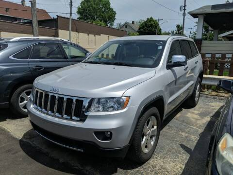2011 Jeep Grand Cherokee for sale at Richland Motors in Cleveland OH