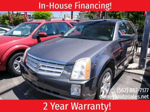 2008 Cadillac SRX for sale at Sidney Auto Sales in Downey CA