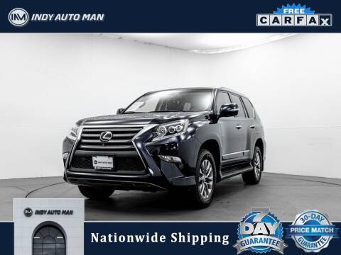 2017 Lexus GX 460 for sale at INDY AUTO MAN in Indianapolis IN