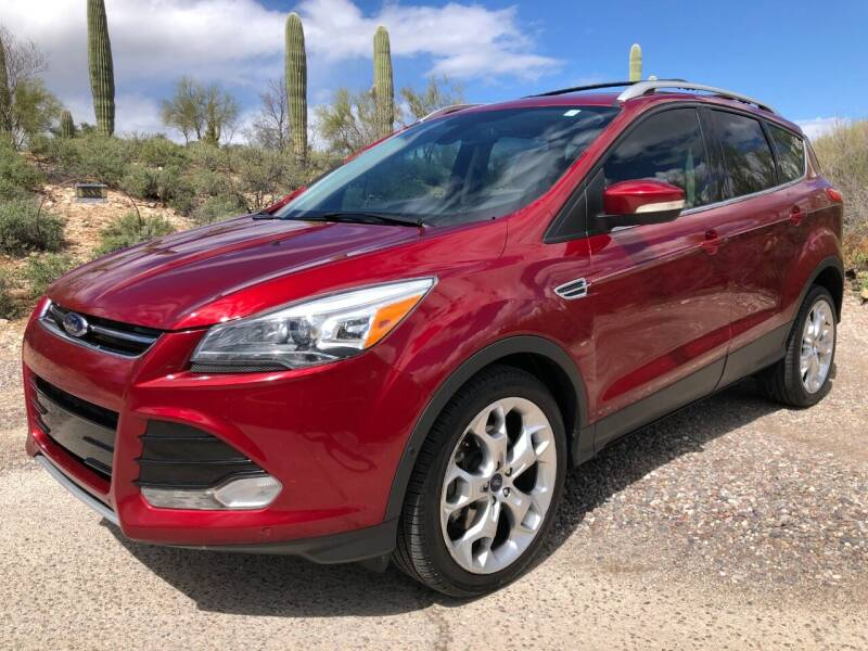 2013 Ford Escape for sale at Auto Executives in Tucson AZ