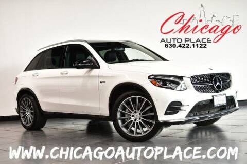 2018 Mercedes-Benz GLC for sale at Chicago Auto Place in Bensenville IL