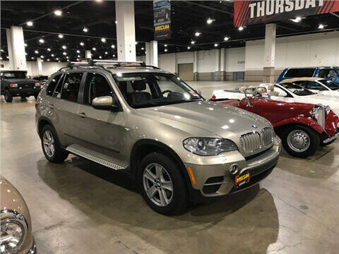 2012 BMW X5 for sale at McManus Motors in Wheat Ridge CO